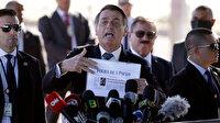 Brezilya, seyahat yasağına rağmen ABD'nin Kovid-19'la mücadeledeki desteğinden memnun