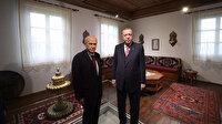 Cumhurbaşkanı Erdoğan ve MHP lideri Bahçeli'den Demokrasi Adası'nda ilk görüntüler