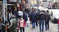 Zonguldaklılar kısıtlama sonrası sokaklara akın etti