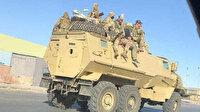 Hafter'in paralı askerleri konvoylar halinde çekiliyor