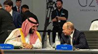 Putin, Veliaht Prens Muhammed bin Selman görüştü