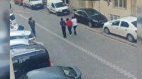 Ne yasak tanıdılar, ne sosyal mesafe: Sokak ortasında halay kamerada