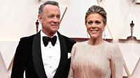 Dünya ünlü oyuncu Tom Hanks üçüncü kez plazma bağışında bulundu