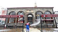 Trabzon'da 1216 cami yarın ibadete açılacak