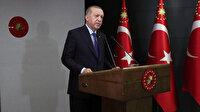 Cumhurbaşkanı Erdoğan: 65 yaş üstüne sokak kısıtlaması devam edecek