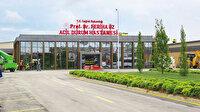 İki dev hastane 45 günde bitti: Prof. Dr. Feriha Öz Acil Durum Hastanesi bugün hizmete açılacak
