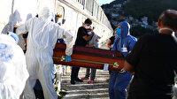 Brezilya'da koronavirüs nedeniyle son 24 saatte 1156 kişi hayatını kaybetti