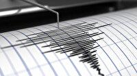 Manisa'da 3.8 büyüklüğünde deprem meydana geldi