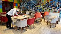 Heyecanlıyız: Kafe ve restoranlarda hazırlıklar başladı