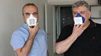 Bilim insanlarından elektronik maske: Tüm virüsleri yok ediyor