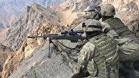 Mehmetçik göz açtırmıyor: 5 terörist etkisiz hale getirildi