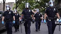 ABD'nin başkenti Washington'da sokağa çıkma yasağı ilan edildi