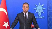 AK Parti Sözcüsü Çelik: Güney Kıbrıs'ta Köprülü Camii'nin yakılmak istenmesini kınıyoruz