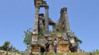 Roma zenginlerinin anıt mezarları zamana direniyor: Restorasyon şart