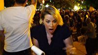 ABD'deki protestoları takip eden TRT World ekibi iki ayrı saldırıya maruz kaldı