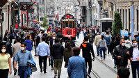 İstiklal Caddesi'nde tedirgin eden görüntü: Ne maske var, ne sosyal mesafe