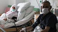 Plazma bağışıyla ikinci bahar: 90 yaşındaki çift koronayı yendi