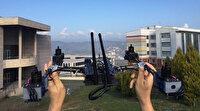 İnsansız hava aracı Alpagut'a destek