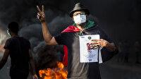 """Sudan'da """"3 Haziran olayları""""nın yıl dönümünde anma ve protestolar düzenlendi"""