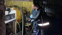 İstanbul'da 61 bin litre kaçak akaryakıt ele geçirildi