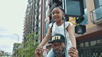 George Floyd'un kızı Gianna: Babam dünyayı değiştirdi