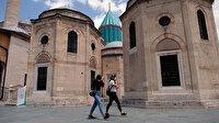Ziyarete açılan Mevlana Müzesi, yerli turistlere kaldı
