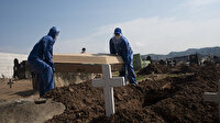 Brezilya'da koronavirüs ölümleri İtalya'yı geçti