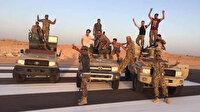 Libya'dan Sirte ve Cufra kentlerine 'Zafer Yolları' operasyonu