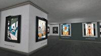 Mezuniyet sergisini kimseye gösteremeyince sanal müze oluşturdu