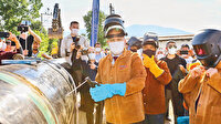 İnegöl sağlıklı içme suyuna kavuşuyor: Şebeke suyu asbestten kurtulacak