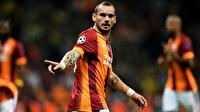 Süper Lig ekibinden sürpriz hamle: Sneijder ile görüşüyoruz