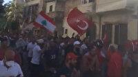 Lübnan'da Ermeni sunucu Türkiye'ye hakaret edince Lübnanlılar sokağa döküldü
