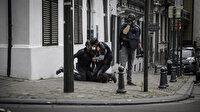 Polis yine nefessiz bırakıyordu: Şiddetin adresi bu kez Brüksel