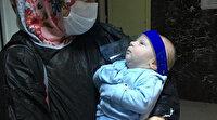 Mustafa bebek, koronavirüsü yendi