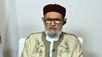 Libya Müftüsü Sadık el-Giryani BAE, Mısır ve Ürdün'e boykot çağrısı yaptı: Ürünleri Türkiye'den alın