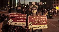 Lübnan'da ekonomik kriz protestoları sürüyor: Bankacılık rejimi düşsün