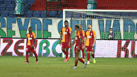 Çaykur Rizespor-Galatasaray: 2-0