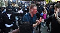 İngiltere, darp edilen aşırı sağcıyı kurtaran siyahi protestocuyu konuşuyor: Siyaha karşı beyaz değil, ırkçılara karşı herkes