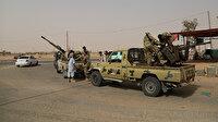 Libya ordusunun hazırlıklarını sürdürdüğü Sirte cephe hattındaki bölgeler görüntüledi: Türk ordusuna teşekkür ettiler