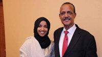ABD'de Temsilciler Meclisi üyesi Ilhan Omar'ın babası Kovid-19'dan öldü