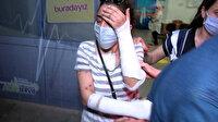 Eski erkek arkadaşına dehşeti yaşatmıştı: Koronavirüs testi pozitif çıktı