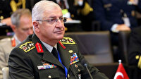 Genelkurmay Başkanı Güler Avrupa Müttefik Kuvvetler Yüksek Komutanı Wolters ile görüştü
