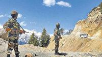 Hindistan ile Çin sınırında silahlı çatışma: 3 Hintli asker öldü