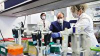 Bakan Varank koronavirüse karşı aşı ve ilaç geliştirme çalışmalarını yerinde inceledi: Bugünden itibaren hayvan deneyleri başlıyor