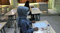 Bakan Selçuk açıkladı: LGS sınavında maske çıkarılabilir