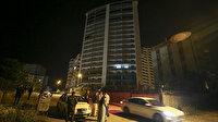 Ankara'da, 18 katlı bina çökme riskine karşı tahliye edildi: Apartman sakinlerinden 'evlerimizin değeri düşecek' tepkisi
