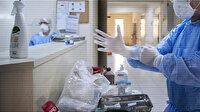 Dünya genelinde ağır koronavirüs bilançosu: Can kaybı 446 bin 184'e yükseldi