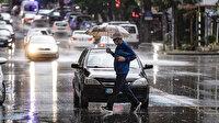 Meteorolojiden yarın için ülkenin büyük bölümünde şiddetli yağış uyarısı