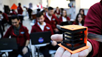 Öğrencilerin tasarladığı uydu Grizu-263 dünyadaki ilk beş takım arasına girdi