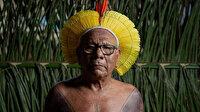 Amazon ormanlarının yerli şefi koronavirüs nedeniyle hayatını kaybetti